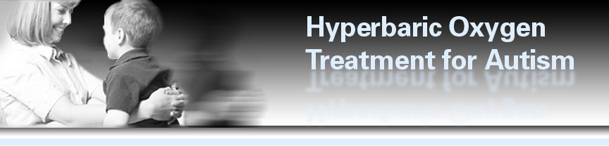 autism alternative treatment with hyperbaric oxygen